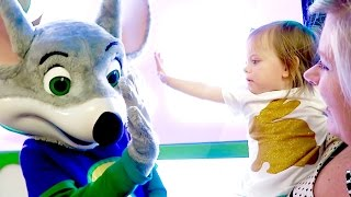 getlinkyoutube.com-CHUCK-E-CHEESE BIRTHDAY CELEBRATION!
