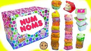 getlinkyoutube.com-Giant Haul - Big Box Full Of Pizza, Ice Cream, Diner Series 2 + Ultra Rare Wedding Num Noms