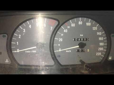 Т1946 ДВС (Двигатель) Opel Omega B 2.2i Z22XE