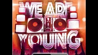 getlinkyoutube.com-BFvsGF - We Are Young Official Remix (Jersey Club) Now I'm Mad Song