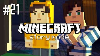 getlinkyoutube.com-WHO'S THE MURDERER? - MINECRAFT STORY MODE (EP.21)