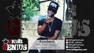 Konshens - I'm That Nigga