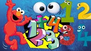 getlinkyoutube.com-Sesame Street Elmo's Number Journey Full Game Walkthrough Kids And Children