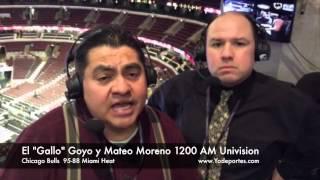 Bulls vs. Miami Heat