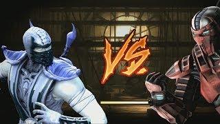 getlinkyoutube.com-Mortal Kombat 9 Sub Scorpion - New Character