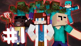 getlinkyoutube.com-M 아일랜드의 생존..!! [28주후 모드 #1편] 생존컨텐츠 마인크래프트 Minecraft - [마일드]
