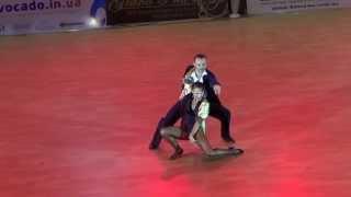 getlinkyoutube.com-Slavik Kryklyvyy & Karina Smirnoff  Kyiv Open 2015
