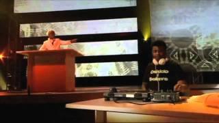 SAMA 16 (2010) : Live performance leading SA DJ's and Liquideep