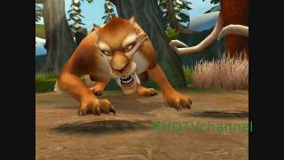 getlinkyoutube.com-Ice Age 2 The Meltdown PC Walkthrough part 2 - Forest and Diego's Challenge