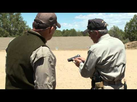 Handgun Shooting Tip 8: Sight Picture, Sight Alignment - NSSF Shooting Sportscast