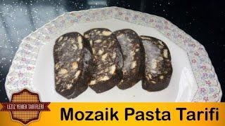 getlinkyoutube.com-Mozaik Pasta Tarifi