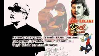 getlinkyoutube.com-Aku Lelaki - Doel Sumbang