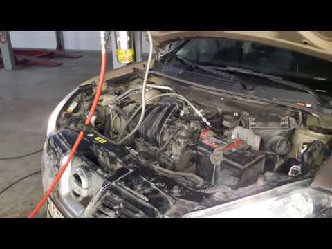 Промывка инжектора (форсунок) Nissan Qashqai | АУТО ТехЦентр Мытищи