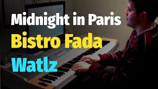 getlinkyoutube.com-Midnight in Paris - Soundtrack (Bistro Fada) - Piano
