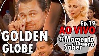 getlinkyoutube.com-AO VIVO 7: Lady Gaga X Leonardo DiCaprio, o q REALMENTE aconteceu? Globo de Ouro #MomentoQueroSaber