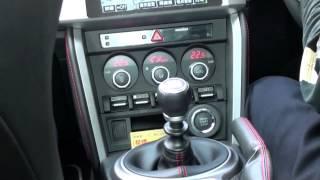 getlinkyoutube.com-BRZのマフラーサウンド 車内は大きく外は静かな設計だそうです