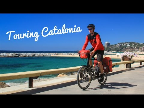 Catalonia Bicycle Touring Holiday - DOCUMENTARY