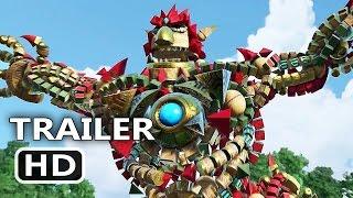 getlinkyoutube.com-PS4 - KNACK 2 Official Trailer (2017)