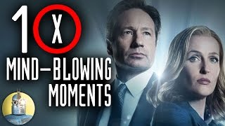 Top 10  X-Files Moments That Will Blow Your Minds (Cinematica)