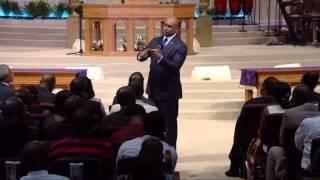 Pastor Paul Adefarasin - WATCH YOUR MOUTH!