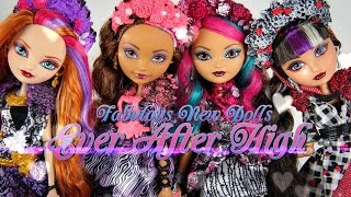 Doll Review: Ever After High Spring Unsprung