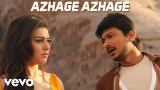 getlinkyoutube.com-Oru Kal Oru Kannadi - Azhage Azhage Video | Udhayanidhi, Hansika