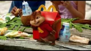 getlinkyoutube.com-New Mcdonalds 2011 Alvin & The Chipmunks: Chipwrecked toys (commercial)