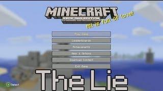 getlinkyoutube.com-Minecraft - The Lie Achievement Guide