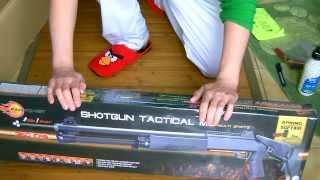 unboxing Firepower Shotgun Multi Shots