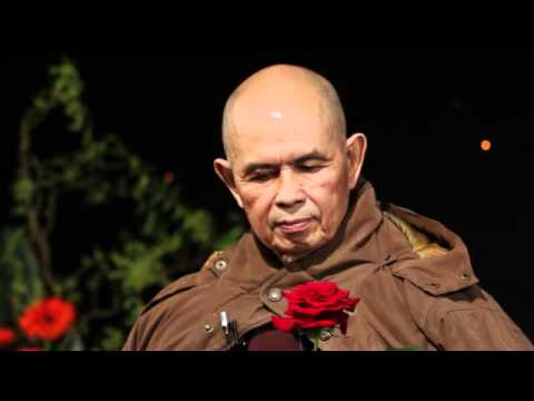 Thich Nhat Hanh: April 7th 2012 Nottingham Retreat - Day 2