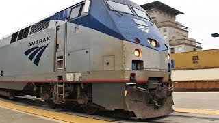 getlinkyoutube.com-Amtrak California Zephyr to Chicago; Roomette and Train Tour