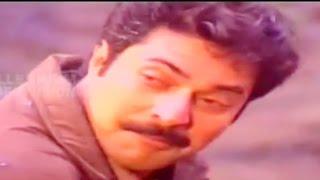 Malayalam Evergreen Song | NENJIL IDANENJIL | SAINYAM | Mammootty