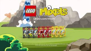 getlinkyoutube.com-(TFAF) LEGO Mixels 2014 & 2015 TV Commercial
