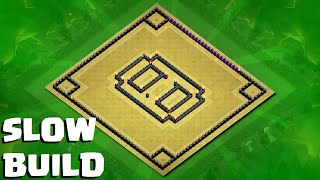 Clash of Clans | Best Town Hall 10 (TH10) War Base | Anti Valkyrie, Anti 2 Star Base  [2016]