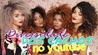 getlinkyoutube.com-Diversidade dos cachos no youtube Com Nina Gabriella, Nath Barros e Debora Luz.
