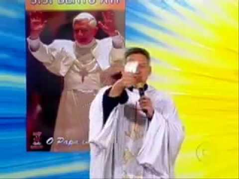 Pastor vs Padre Marcelo Rossi Como se proteger de ataque de cães NEM SEMPRE AS TEORIAS FUNCIONAM