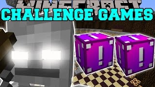 getlinkyoutube.com-Minecraft: SKELETON TITAN CHALLENGE GAMES - Lucky Block Mod - Modded Mini-Game