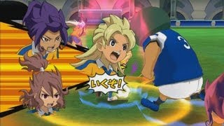 Inazuma Eleven Go! Strikers 2013 - All Mixi Max (Ultimate Eleven in History)