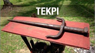 getlinkyoutube.com-Silat Suffian Bela Diri - Tekpi (Sai) Flow, Strikes and Joint Locks