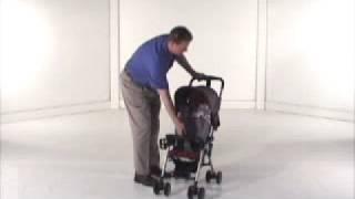Combi Flare Stroller - YouTube