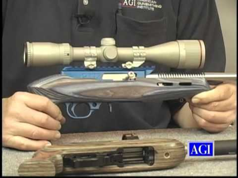 Build a Custom Ruger 10/22 Rifle AGI 345