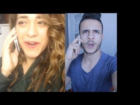 الفرق بين الاجانب و العرب لما الرقم يطلع غلط