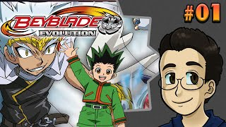 BEY STORY | Beyblade: Evolution, Part 1 - BGPR!