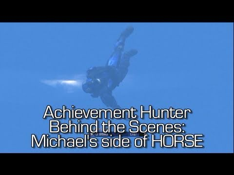Behind the Scenes - Another look at HORSE (Jack vs Michael)