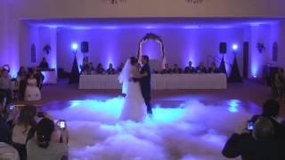 getlinkyoutube.com-Wedding Low Fog ADJ Vizi Beams & DJ Mikey Mike John P. Eliopulos Hellenic Center Hellenic Center
