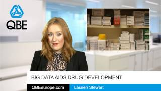 Big data aids drug development