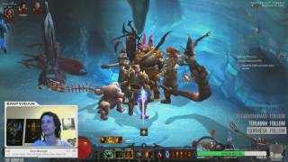 getlinkyoutube.com-[Diablo 3] Stream Highlights - PTR Adventures