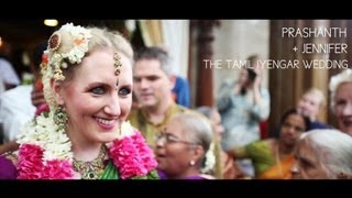 getlinkyoutube.com-Love Beyond Borders:{Prashanth+Jennifer} The Tamil Iyengar Wedding