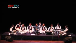 Festival of India in Indonesia at Teater Besar ISI Surakarta PART 1