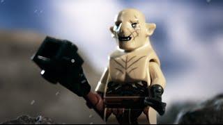 getlinkyoutube.com-LEGO The Hobbit: Azog's Battle Plan